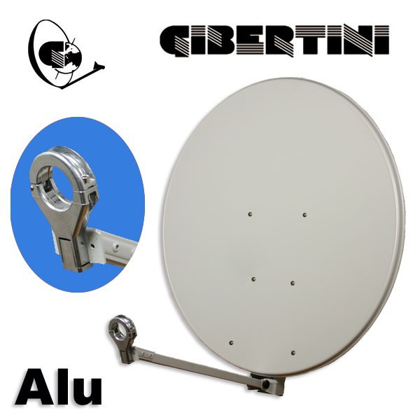 sat antenne gibertini 100cm alu xp profi premium 100 cm ebay. Black Bedroom Furniture Sets. Home Design Ideas