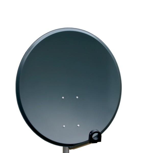 Premiumx sat anlage 80cm sch ssel spiegel antenne quad lnb for Spiegel quad
