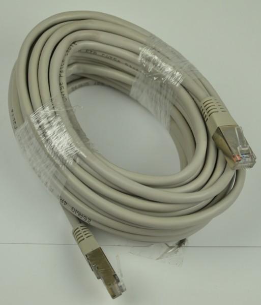 patch kabel cat 5 10 0m netzwerk kabel patchkabel lan. Black Bedroom Furniture Sets. Home Design Ideas