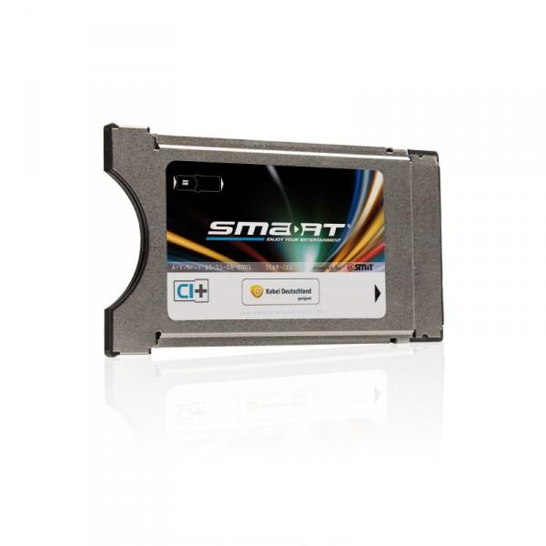 CI-Modul CI+ CAM Smart für Kabel Deutschland G09 oder G02 NDS Karte