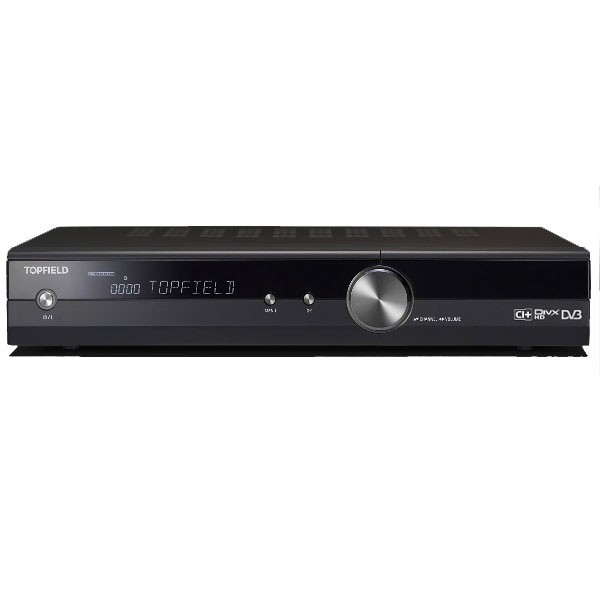 Topfield CRP-2401 CI+ Conax TWIN PVR (1000GB) 1TB HDTV Kabel Receiver DivX USB